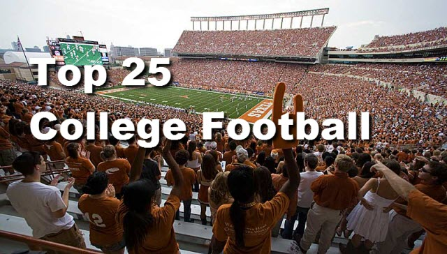 Top 25 football