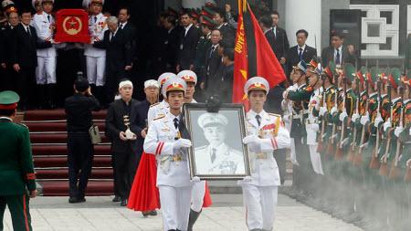 General Giap's Funeral