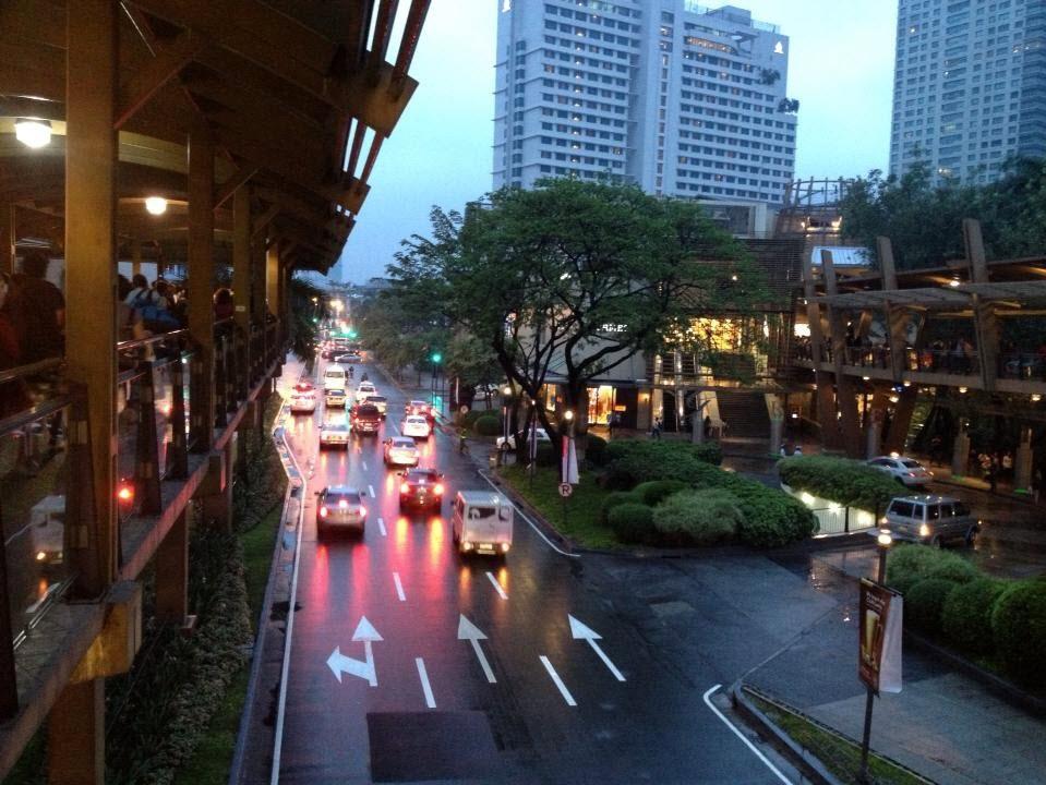 Makati, Manila (Ảnh chụp 2012)