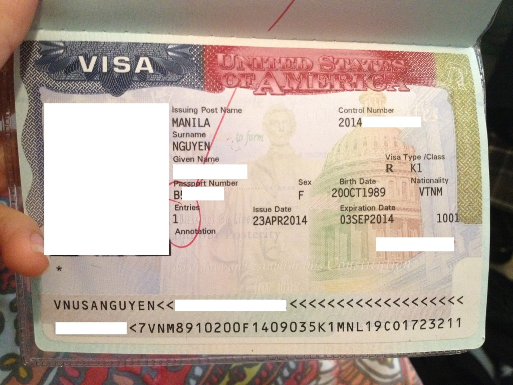 Phuong Phap Thanh Cong - K1 Visa