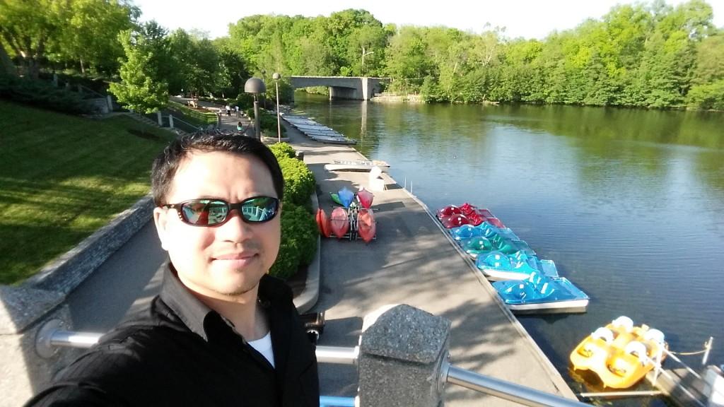 Phuong Phap Thanh Cong - Tài Dương ở Sharon Woods trong thành phố Cincinnati 2